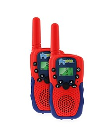 Playzoom Walkie Talkies, 2 Pack