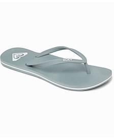 Women's Azul Flip Flops