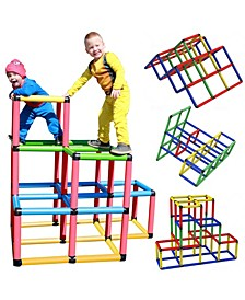 Indoor Outdoor Play Structure