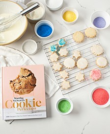 Cookie Decorating Tin with Cookbook