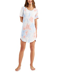 Short Sleep Shirt Nightgown, Created for Macy's