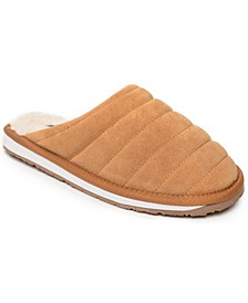 Women's Quilted Scuff Slippers