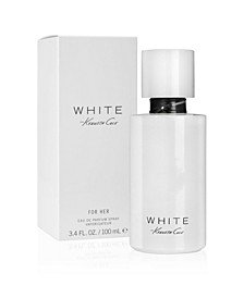 White For Her Eau De Parfum, 3.4 oz