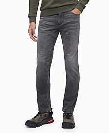 Men's Slim Fit Hi Stretch Ansel Dark Lux Lined Jeans
