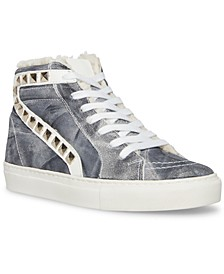 Women's Tracey-F High-Top Sneakers