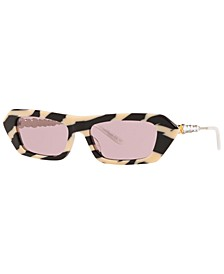 Women's Sunglasses, GG0642S 56
