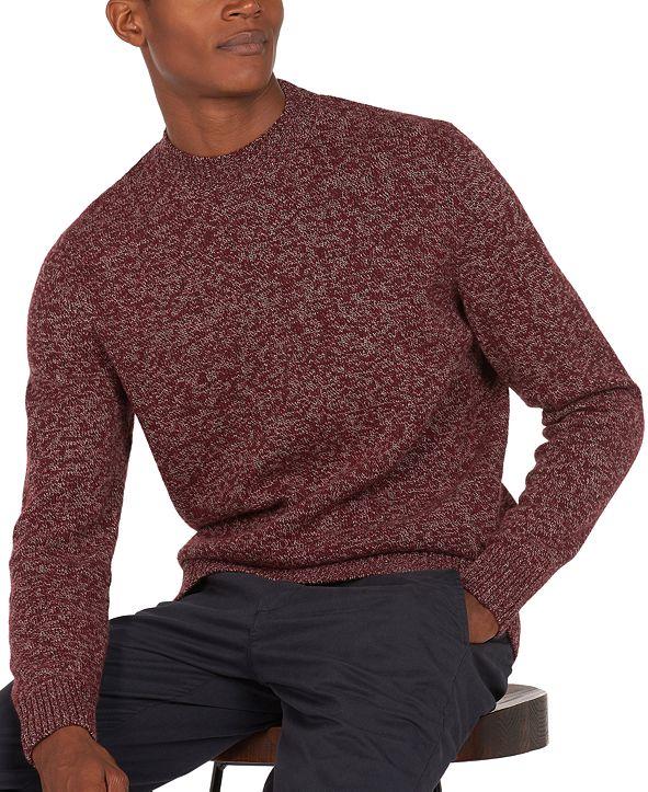 Barbour Men's Sid Crewneck Sweater