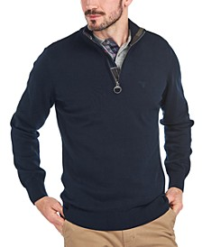 Men's Half-Zip Sweater