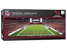 MasterPieces Puzzle Company Arizona Cardinals 1000-Piece Panoramic Puzzle