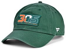 Authentic NCAA Headwear Miami Hurricanes Hometown Adjustable Cap