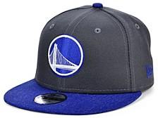 Golden State Warriors Kids Basic 9FIFTY Snapback Cap