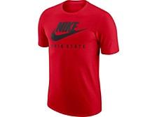 Ohio State Buckeyes Men's Cotton Futura T-Shirt