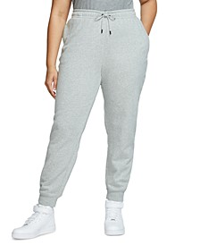 Plus Size Essential Fleece Pants