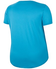 Plus Size Dry Legend Training Top