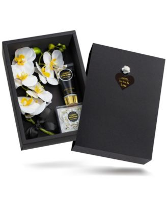 White Orchid Body Care 9 Piece Gift Set