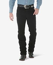 Men's Cowboy Cut Slim Fit Straight Leg Jeans