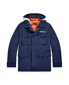 Big Boys Water-Resistant 3-In-1 Jacket