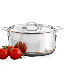 All-Clad Copper-Core 8 Qt. Covered Stockpot