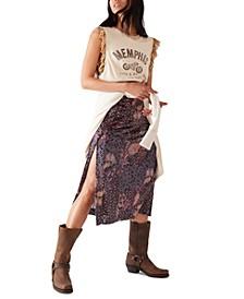 Romano Midi Skirt