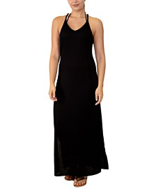 Juniors' Racerback Maxi Cover-Up, Created for Macy's