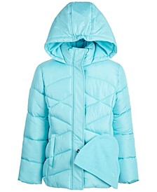 Big Girls Puffer Coat