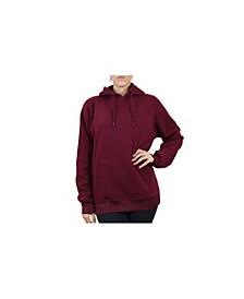 Women's Pullover Fleece Sweater Hoodie