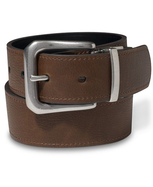 Lauren Ralph Lauren Lauren by Ralph Lauren Reversible Leather Dress Belt