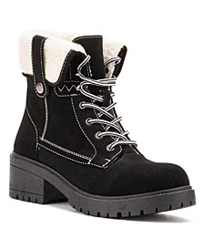 Women's Princeton Lug-sole Booties