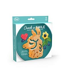 Crack A Smile Llama Breakfast Mold