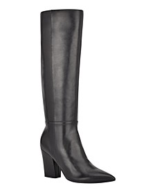 Women's Medium Gabal Heeled Boots