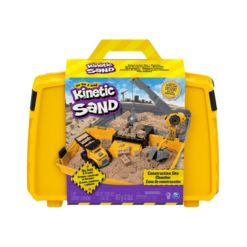 Kinetic Sand Construction Site