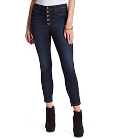 Adored High-Rise Ankle Skinny Jeans
