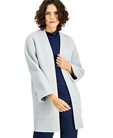 Pocket Open Front Cardigan, Created for Macy's