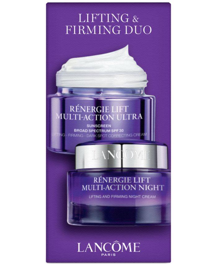 Lancôme 2-Pc. Rénergie Lift Multi-Action Ultra Lifting & Firming Set & Reviews - Beauty Gift Sets - Beauty - Macy's