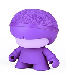 Art Toy Design 3 Watt Mini XBoy Bluetooth Speaker with Color Changing Face