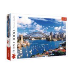 Jigsaw Puzzle Port Jackson Sydney, 1000 Piece