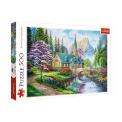Jigsaw Puzzle Woodland Seclusion, 500 Piece