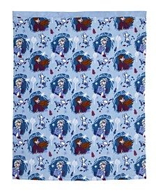 Toddler Girl's Frozen 2- Magical Journey Super Soft Blanket
