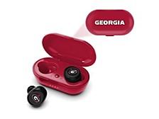 Prime Brands Georgia Bulldogs True Wireless Earbuds