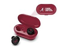 Prime Brands Alabama Crimson Tide True Wireless Earbuds