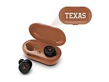 Prime Brands Texas Longhorns True Wireless Earbuds