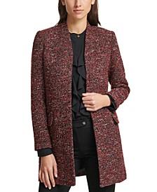 Petite Tweed Topper Jacket