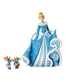 Enesco Holiday Cinderella with mice