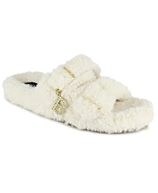 Fanny Women's Faux Fur Slide Sandals