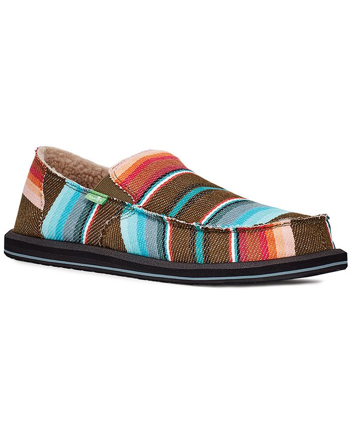 Sanuk - Men's Donny Chill Loafers