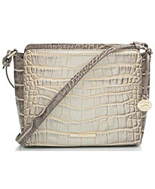 Leather Carrie Crossbody