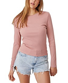 Women's The Turn Back Long Sleeve Top