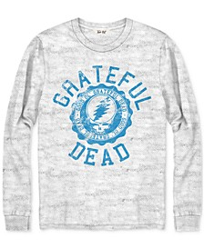 Cotton Grateful Dead Long Sleeve Graphic Tee