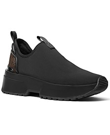 Women's Cosmo Stretch Slip-On Sneakers