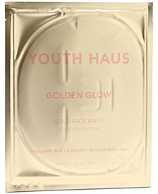 Youth Haus Golden Glow Gold Face Mask, 5-Pk.